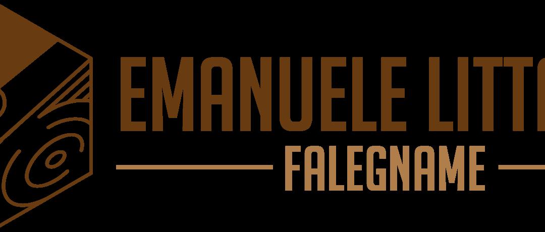 Emanuele Littamè falegname